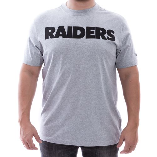 Camiseta-New-Era-Oakland-Raiders-Newperm-Mescla
