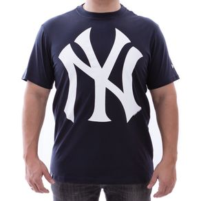 Camiseta-New-Era-Color-New-York-Yankees-Azul-Marinho