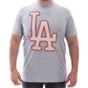 Camiseta-New-Era-Los-Angeles-Dodgers-Nac-Ball-Ba-Mescla