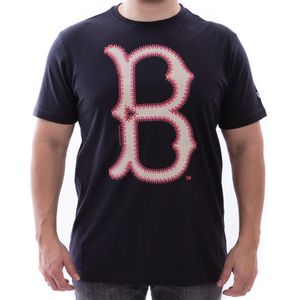 Camiseta-New-Era-Nac-Ball-Baseball-Preto