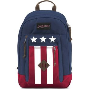MOCHILA-JANSPORT-REILLY-NAVY-EASY-RIDER-EUA-BANDEIRA-USA