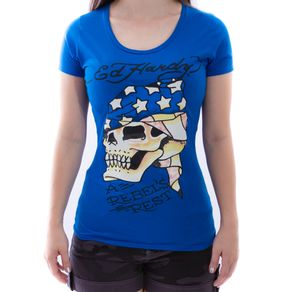 Baby-Look-Ed-Hardy-A-Rebels-Rest-Azul-Feminina