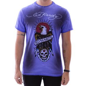 camiseta-ed-hardy-aguia-roxa-masculino