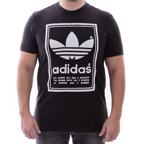 Camiseta-Adidas-Japan-Archive-Black