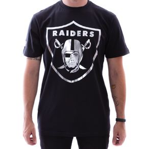 camiseta-new-era-reflect-oakland-raiders-nfl-preto