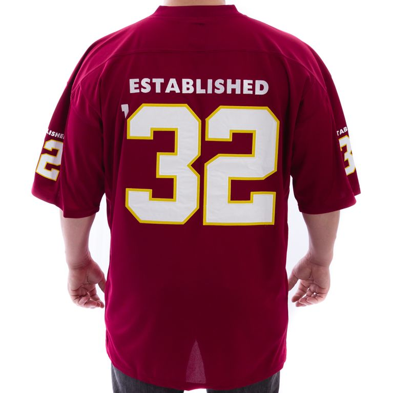 8070abcf9c Camiseta New Era Especial Jersey Washington Redskins Vinho - galleryrock