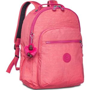MOCHILA-KIPLING-SEOUL-UP-ESCOLAR-ROSA-GALAXY