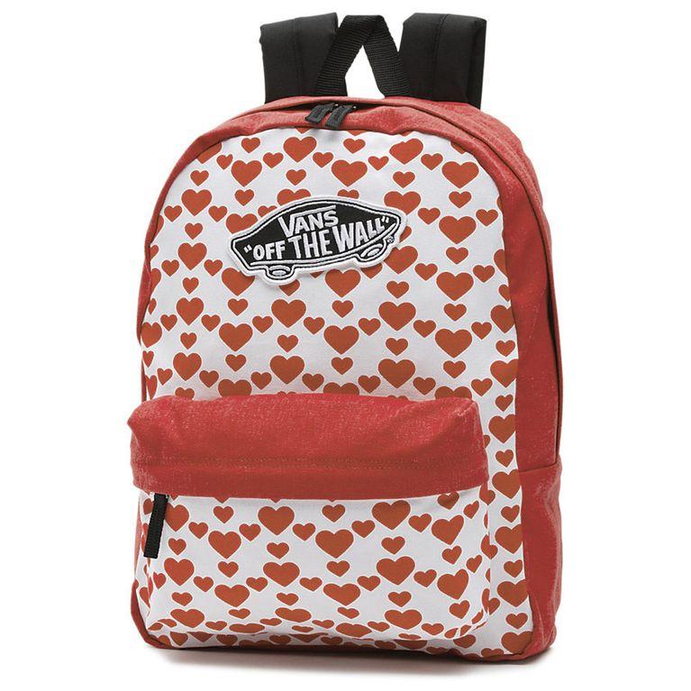 Mochila Vans Realm Backpack Hearts - galleryrock dfd0aab4f1c