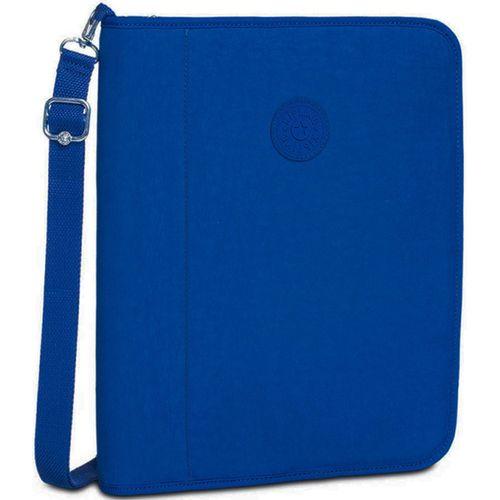 65c1f4674 Fichario Kipling New Storer Azul Poseidon Blue