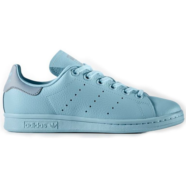 purchase cheap 9f68b 63330 Tenis Adidas Stan Smith J Ice Blue - galleryrock