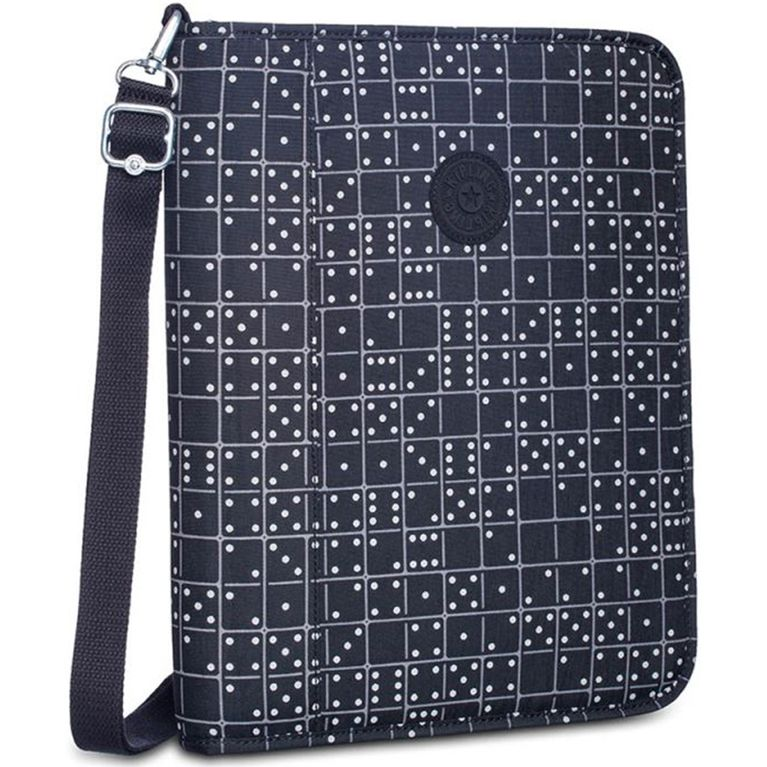 511739369 Fichario Kipling New Storer Preto Black Matrice - galleryrock