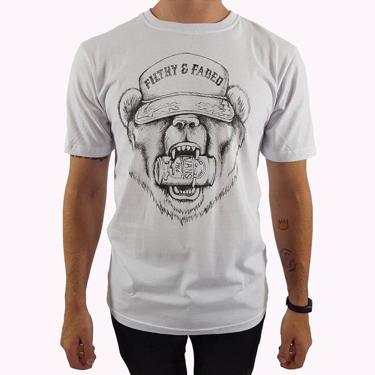 41217870e87 ... camiseta-vans-original-beer-bear-branca ...
