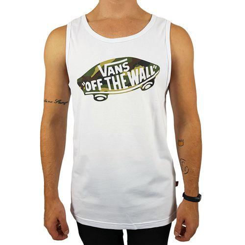 Camiseta-Regata-Vans-OTW-Camo-Branca-