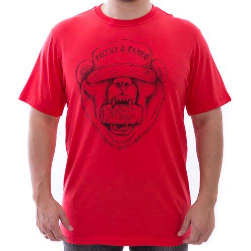 -Camiseta-Vans-Beer-Bear-Vermelho-Escuro