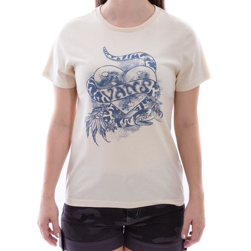 Camiseta-Vans-Snake-Luv-Bege-