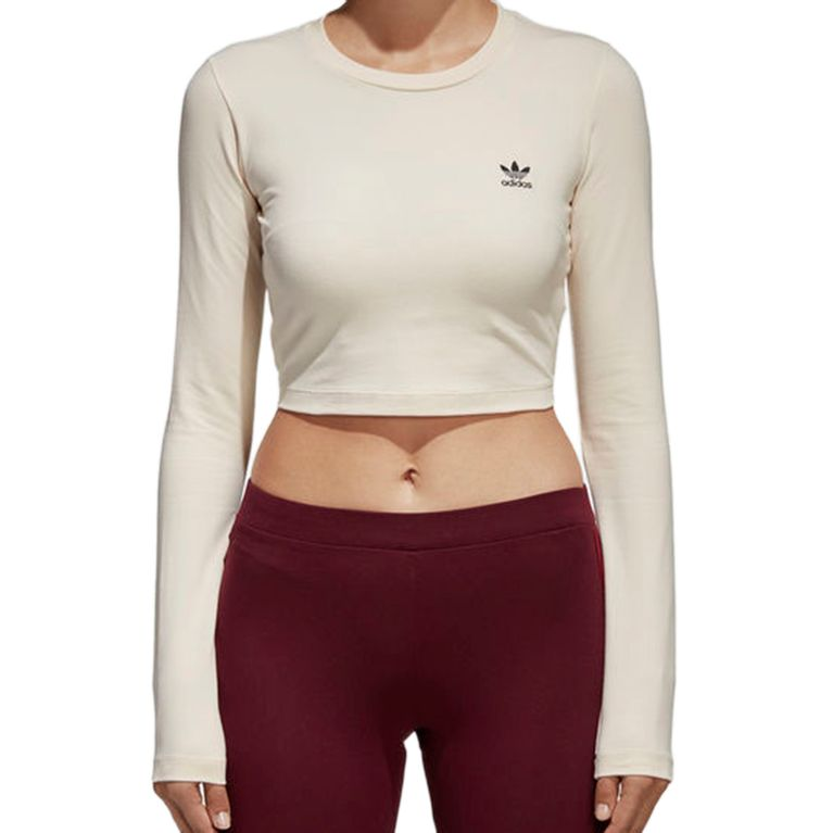 Camiseta Adidas Cropped Styling Complements - galleryrock a9df405582d