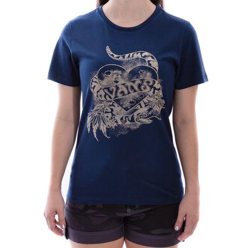 Camiseta-Vans-Snake-Luv-Azul-Marinho