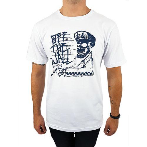 Camiseta-Vans-Caveira-Bone-Branca
