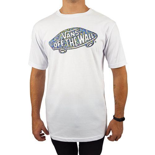 Camiseta-Vans-OTW-Floral-Branca-