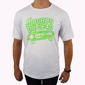 Camiseta-Vans-Suburbs-Are-Dead-Branca-