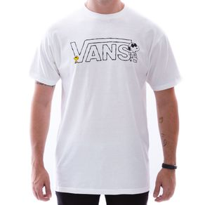 Camiseta-Vans-Peanuts-SS-White