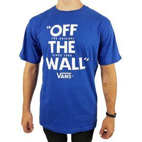 Camiseta-Vans-Off-The-Wall-Azul-