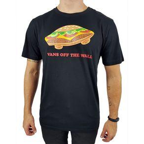 Camiseta-Vans-OTW-Hamburguer-Preta-