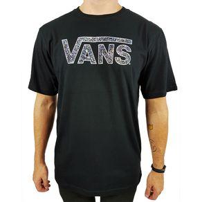 Camiseta-Vans-Classic-Florida-Preta-