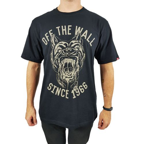 Camiseta-Vans-Beware-Of-Dog-Black-Preta-