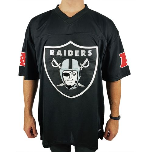 Camiseta-New-Era-Jersey-Oakland-Raiders-Preto-