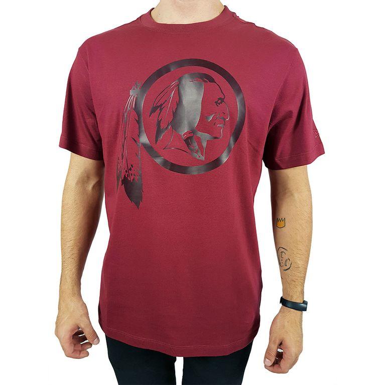 44f816557 ... Camiseta-New-Era-Gel-Washington-Redskins-Vermelho-Escuro- ...