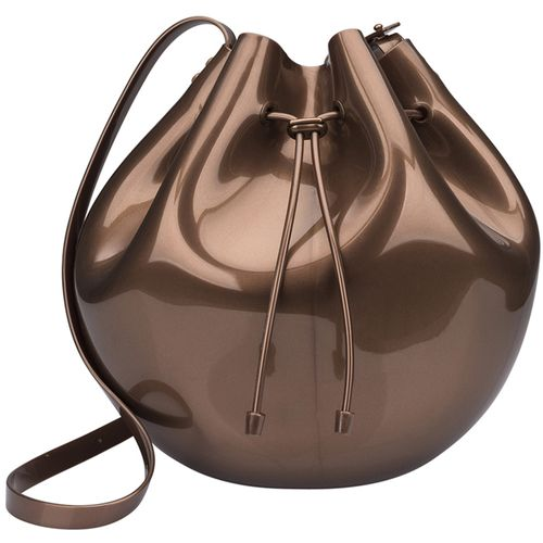 Bolsa-Melissa-Sac-Bag-Bronze-Eclipse-Metal-