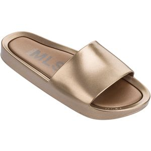 Melissa-Beach-Slide-Shine-Ouro-Metalizado-L113V