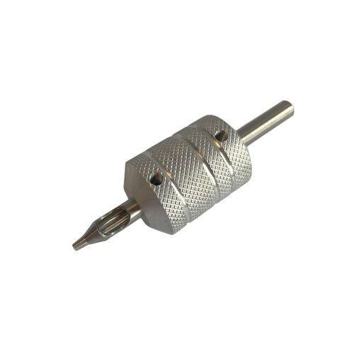 Biqueira-De-Aco-Grip-Aluminio-32mm-Traco