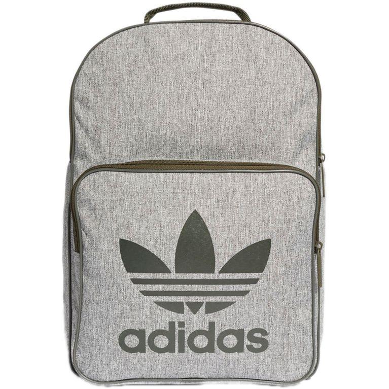 Mochila Adidas BP Clas Casual Cinza - galleryrock 03a2f0c6438