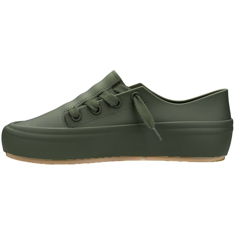Melissa Tênis Ulitsa Sneaker Verde Bege