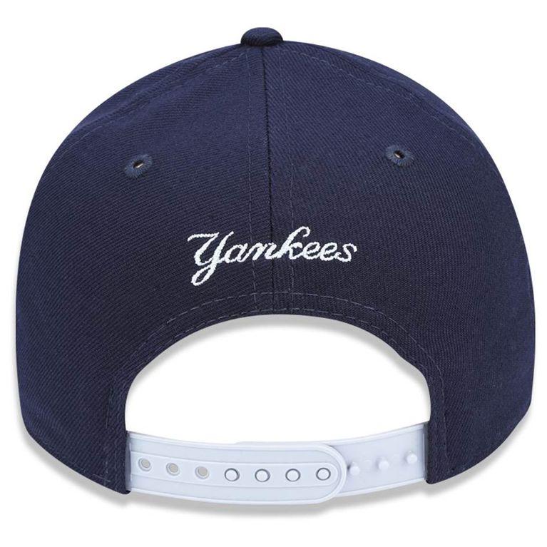 Boné New Era 940 Core Metal White New York Yankees Marinho Snapback ... 1f201f35520