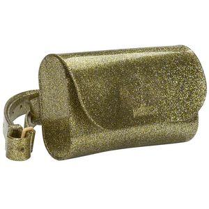 Pochete-Melissa-Cute-Bag-Vidro-Glitter-Ouro