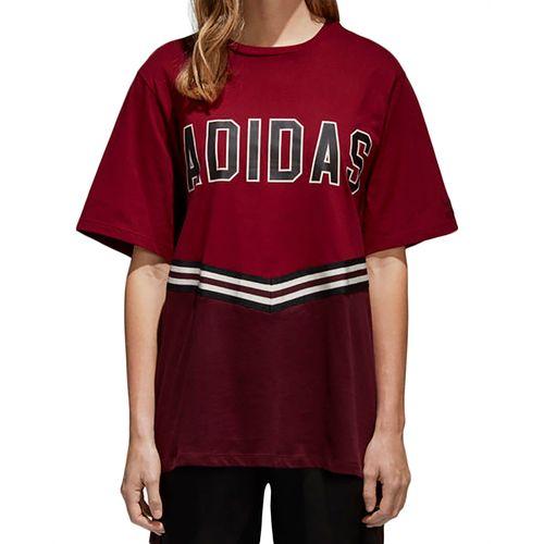 Camiseta-Adidas-Adibreak-Ss-Vinho-