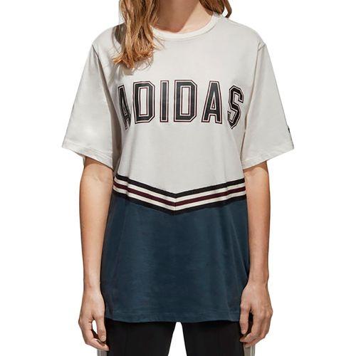 Camiseta-Adidas-Adibreak-Ss-Bege-