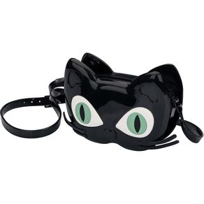 BOLSA-MELISSA-MINI-BAG-CAT-GATO-PRETO