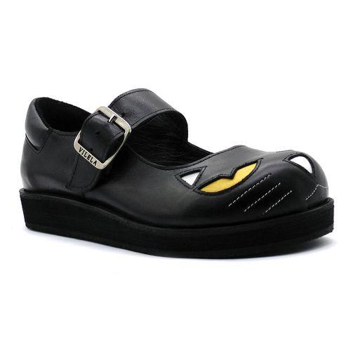 Sapato-Ref-259-Boneca-Gato-SB-Preto-L26-