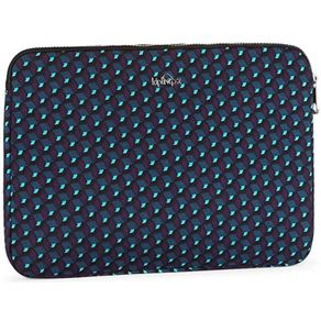 PORTA-NOTEBOOK-KIPLING-COVER-13-AZUL-ESTAMPADA-MIRAGE