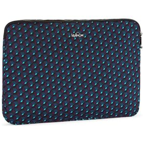 PORTA-NOTEBOOK-KIPLING-COVER-15-AZUL-ESTAMPADA-MIRAGE