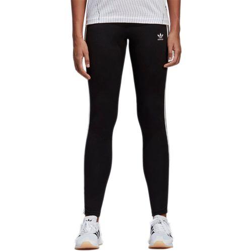 036819daea Calça Adidas Legging 3 Stripes Preta