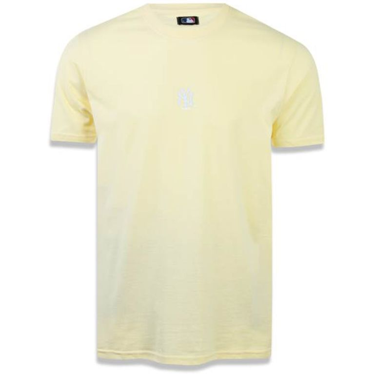 164a3dffc Camiseta New Era Candy Color New York Yankees Amarelo - galleryrock