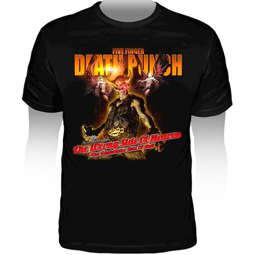 Camiseta-Five-Finger-Death-Punch-Got-Your-Six