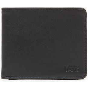 Carteira-Vans-Drop-Bifold-Wallet-Black