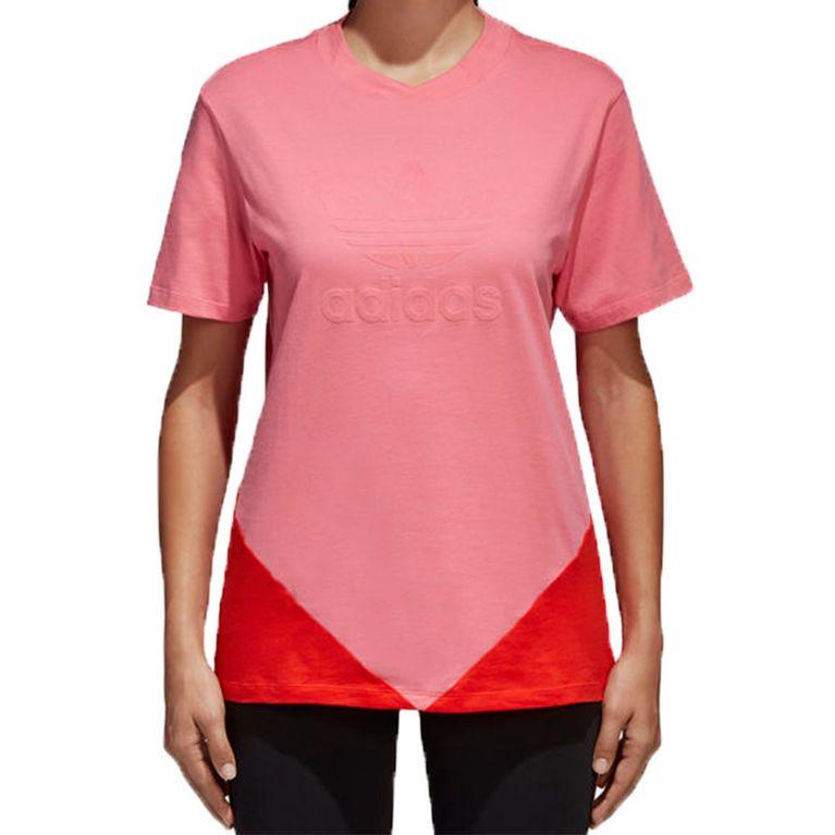 704c6ff6b4 Camiseta Adidas Clrdo Rosa - galleryrock