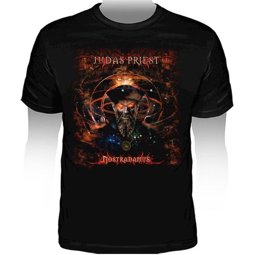 Camiseta-Judas-Priest-Nostradamus